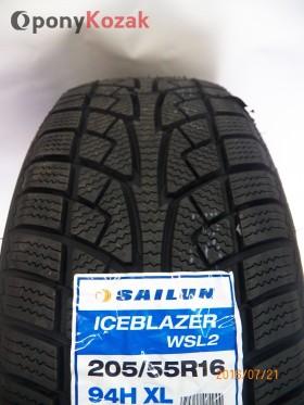 Opony SAILUN ICE BLAZER WSL2 205/55R16