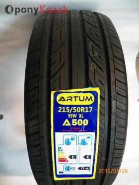 Opony ARTUM A500 215/50R17