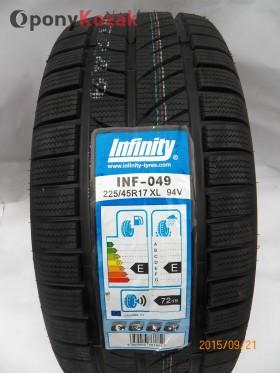 Opony INFINITY INF-049 225/45R17