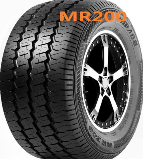 Opony MIRAGE MR-200 155/80R13C