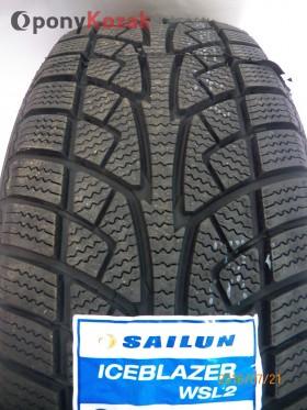 Opony SAILUN ICE BLAZER WSL2 205/50R17 93 H