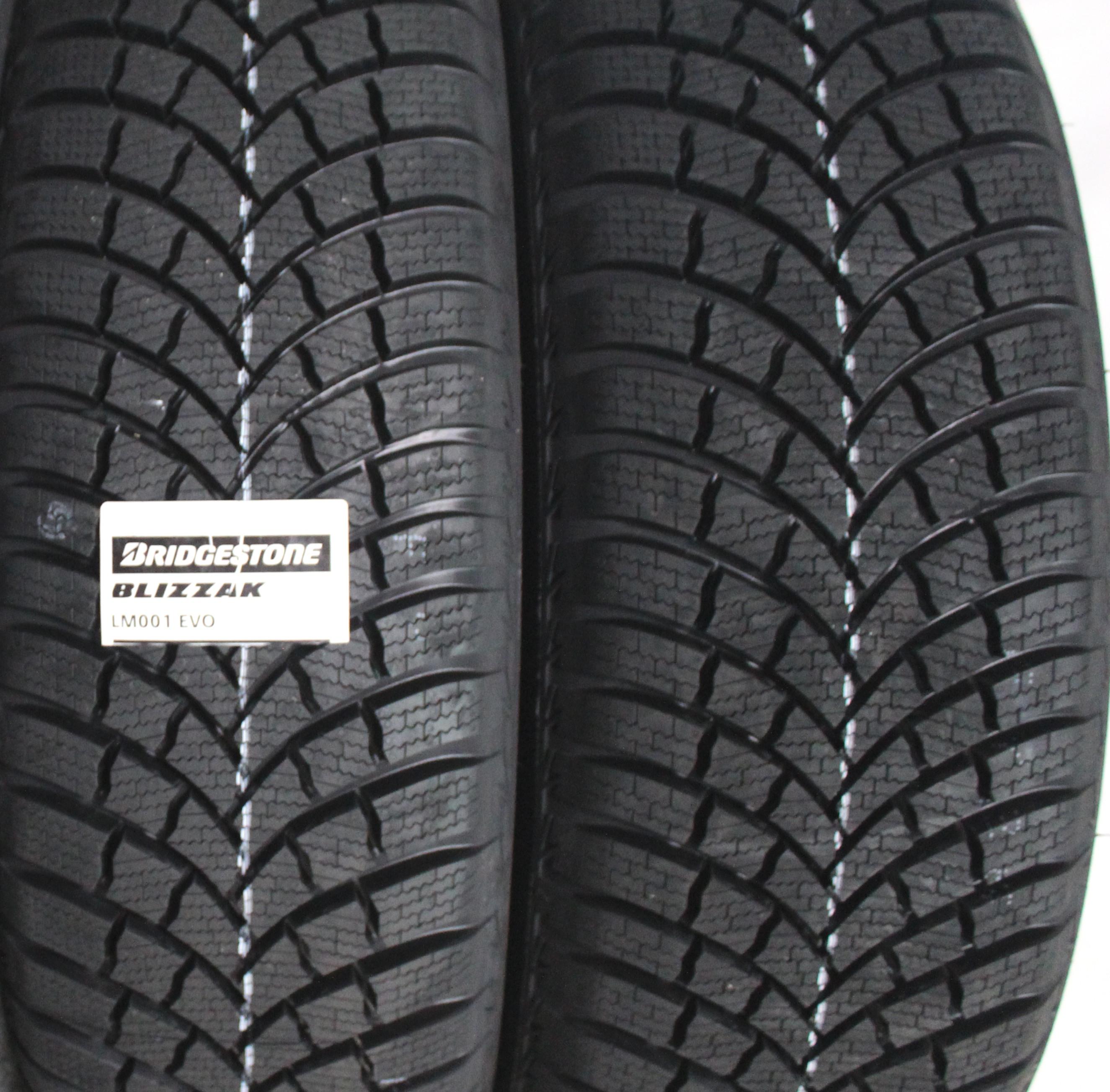 Opony Bridgestone BLIZZAK LM001 EVO 195/65R15